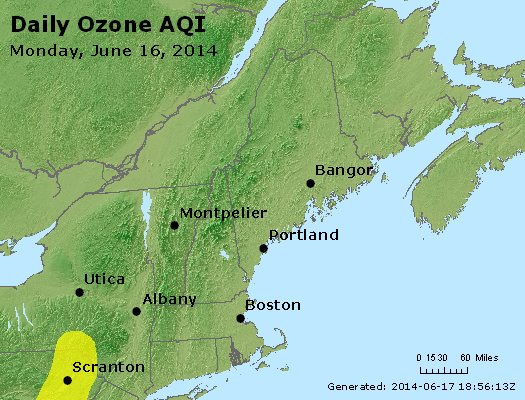 Peak Ozone (8-hour) - http://files.airnowtech.org/airnow/2014/20140616/peak_o3_vt_nh_ma_ct_ri_me.jpg