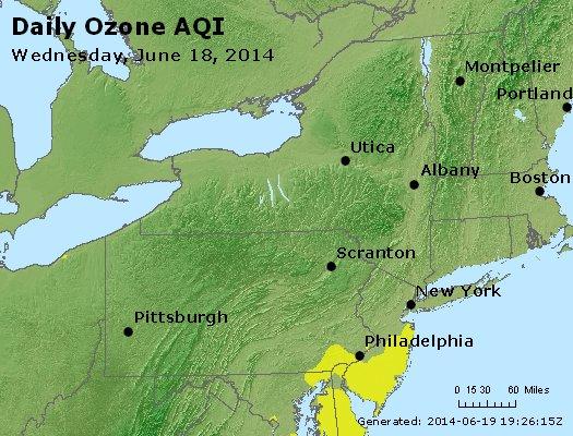 Peak Ozone (8-hour) - http://files.airnowtech.org/airnow/2014/20140618/peak_o3_ny_pa_nj.jpg