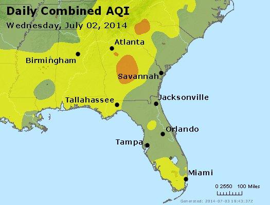Peak AQI - http://files.airnowtech.org/airnow/2014/20140702/peak_aqi_al_ga_fl.jpg