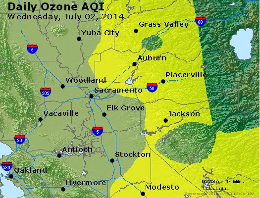Peak Ozone (8-hour) - http://files.airnowtech.org/airnow/2014/20140702/peak_o3_sacramento_ca.jpg