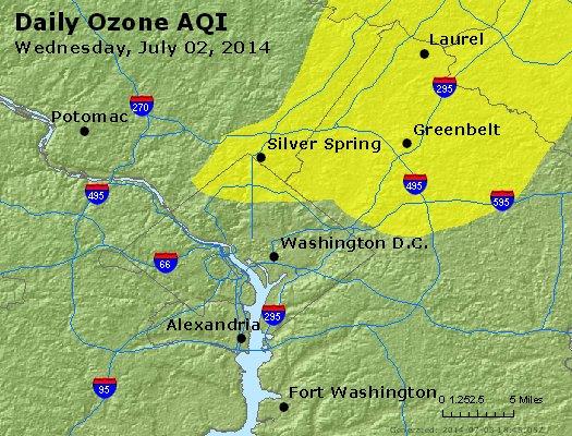 Peak Ozone (8-hour) - http://files.airnowtech.org/airnow/2014/20140702/peak_o3_washington_dc.jpg