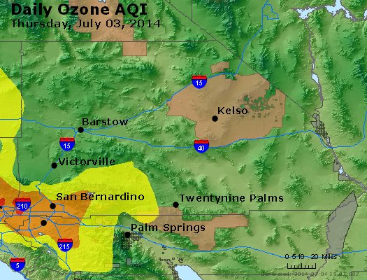 Peak Ozone (8-hour) - http://files.airnowtech.org/airnow/2014/20140703/peak_o3_sanbernardino_ca.jpg