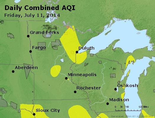 Peak AQI - http://files.airnowtech.org/airnow/2014/20140711/peak_aqi_mn_wi.jpg
