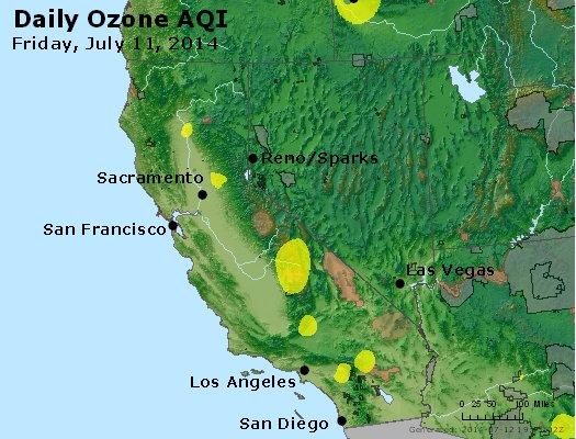 Peak Ozone (8-hour) - http://files.airnowtech.org/airnow/2014/20140711/peak_o3_ca_nv.jpg