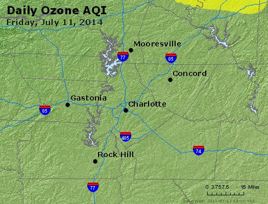 Peak Ozone (8-hour) - http://files.airnowtech.org/airnow/2014/20140711/peak_o3_charlotte_nc.jpg