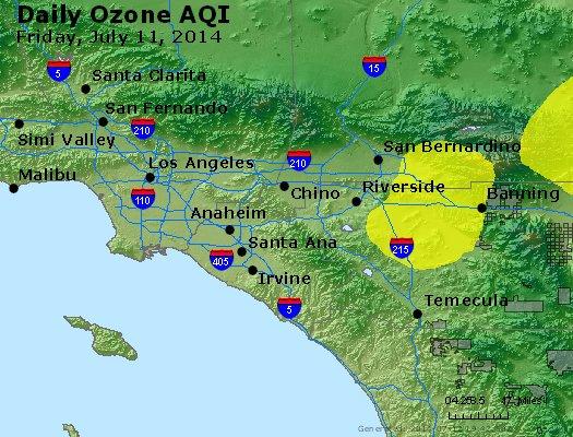 Peak Ozone (8-hour) - http://files.airnowtech.org/airnow/2014/20140711/peak_o3_losangeles_ca.jpg
