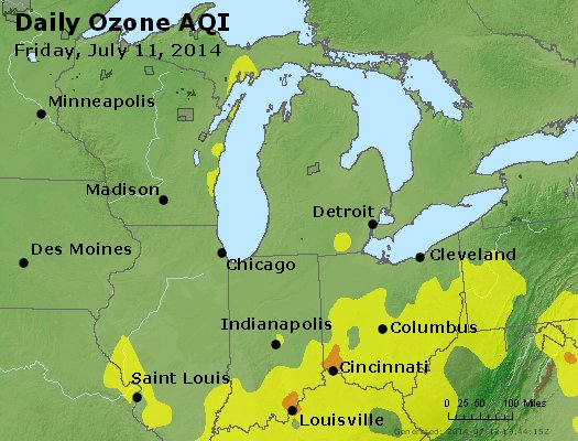 Peak Ozone (8-hour) - http://files.airnowtech.org/airnow/2014/20140711/peak_o3_mi_in_oh.jpg