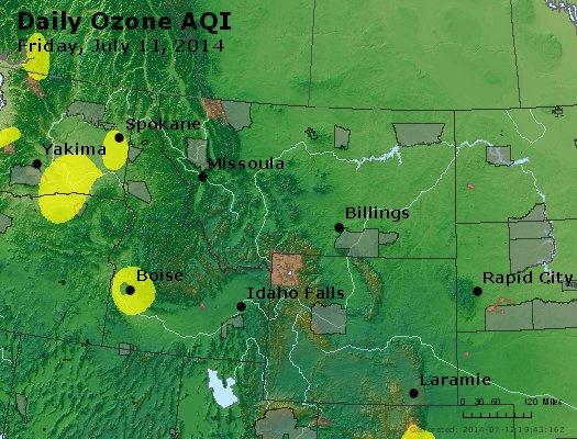 Peak Ozone (8-hour) - http://files.airnowtech.org/airnow/2014/20140711/peak_o3_mt_id_wy.jpg