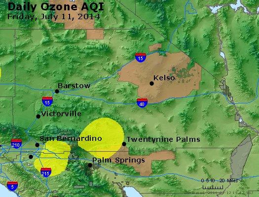 Peak Ozone (8-hour) - http://files.airnowtech.org/airnow/2014/20140711/peak_o3_sanbernardino_ca.jpg