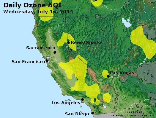 Peak Ozone (8-hour) - http://files.airnowtech.org/airnow/2014/20140716/peak_o3_ca_nv.jpg