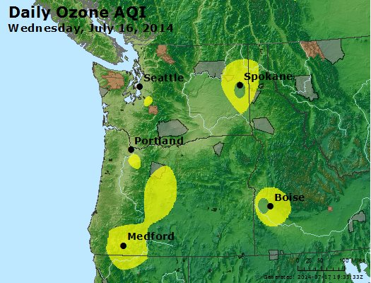 Peak Ozone (8-hour) - http://files.airnowtech.org/airnow/2014/20140716/peak_o3_wa_or.jpg
