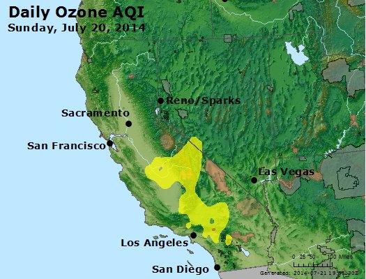 Peak Ozone (8-hour) - http://files.airnowtech.org/airnow/2014/20140720/peak_o3_ca_nv.jpg
