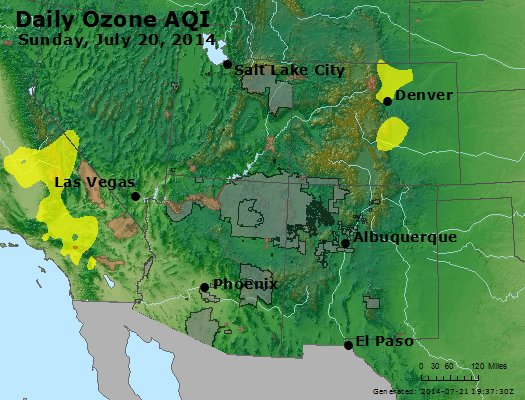 Peak Ozone (8-hour) - http://files.airnowtech.org/airnow/2014/20140720/peak_o3_co_ut_az_nm.jpg