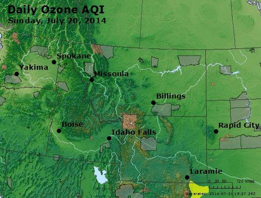 Peak Ozone (8-hour) - http://files.airnowtech.org/airnow/2014/20140720/peak_o3_mt_id_wy.jpg