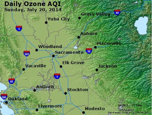 Peak Ozone (8-hour) - http://files.airnowtech.org/airnow/2014/20140720/peak_o3_sacramento_ca.jpg