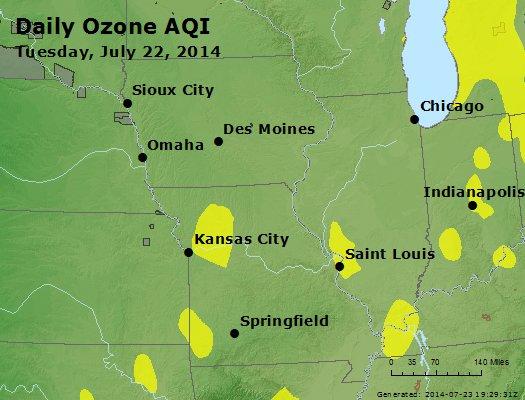 Peak Ozone (8-hour) - http://files.airnowtech.org/airnow/2014/20140722/peak_o3_ia_il_mo.jpg