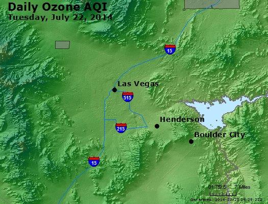 Peak Ozone (8-hour) - http://files.airnowtech.org/airnow/2014/20140722/peak_o3_lasvegas_nv.jpg