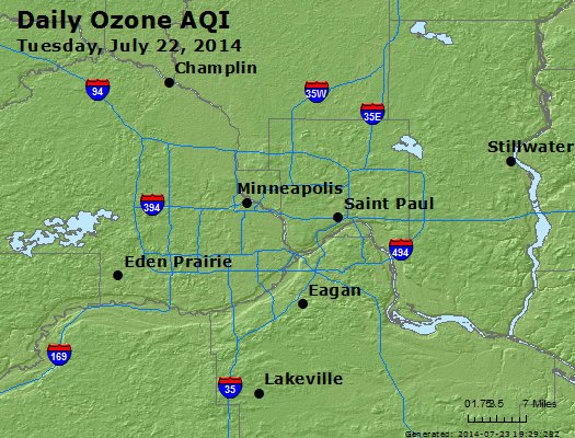 Peak Ozone (8-hour) - http://files.airnowtech.org/airnow/2014/20140722/peak_o3_minneapolis_mn.jpg