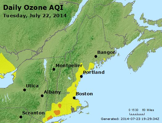 Peak Ozone (8-hour) - http://files.airnowtech.org/airnow/2014/20140722/peak_o3_vt_nh_ma_ct_ri_me.jpg