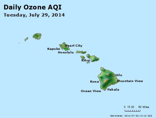 Peak Ozone (8-hour) - http://files.airnowtech.org/airnow/2014/20140729/peak_o3_hawaii.jpg