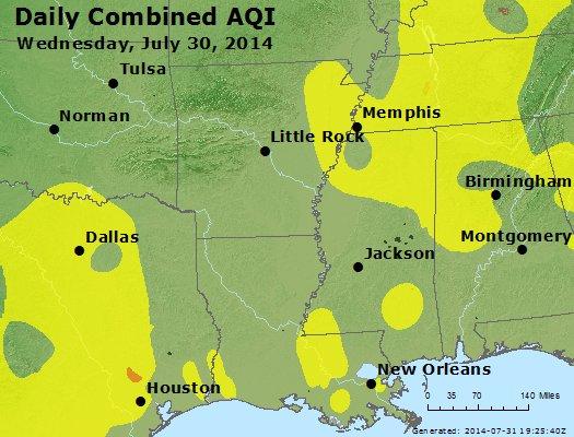 Peak AQI - http://files.airnowtech.org/airnow/2014/20140730/peak_aqi_ar_la_ms.jpg