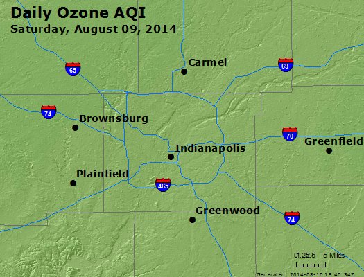 Peak Ozone (8-hour) - http://files.airnowtech.org/airnow/2014/20140809/peak_o3_indianapolis_in.jpg
