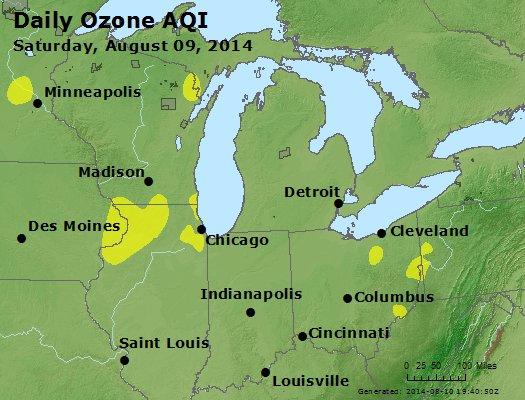 Peak Ozone (8-hour) - http://files.airnowtech.org/airnow/2014/20140809/peak_o3_mi_in_oh.jpg