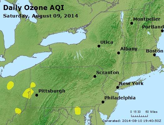 Peak Ozone (8-hour) - http://files.airnowtech.org/airnow/2014/20140809/peak_o3_ny_pa_nj.jpg