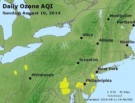 Peak Ozone (8-hour) - http://files.airnowtech.org/airnow/2014/20140810/peak_o3_ny_pa_nj.jpg