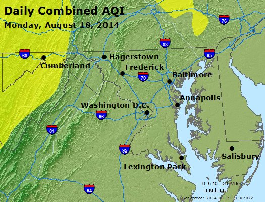 Peak AQI - http://files.airnowtech.org/airnow/2014/20140818/peak_aqi_maryland.jpg