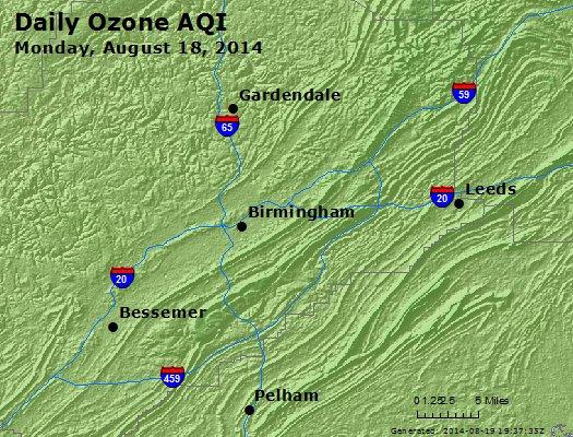 Peak Ozone (8-hour) - http://files.airnowtech.org/airnow/2014/20140818/peak_o3_birmingham_al.jpg