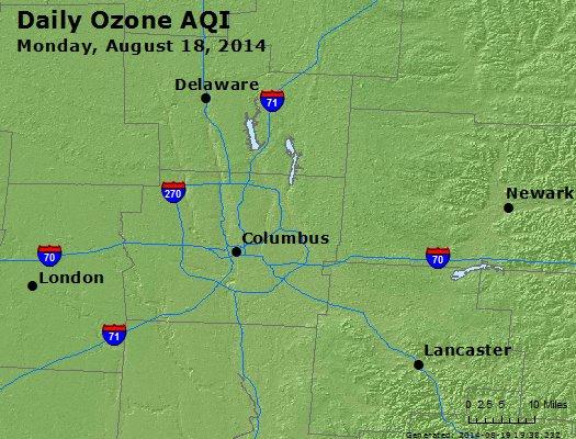 Peak Ozone (8-hour) - http://files.airnowtech.org/airnow/2014/20140818/peak_o3_columbus_oh.jpg