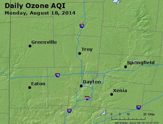 Peak Ozone (8-hour) - http://files.airnowtech.org/airnow/2014/20140818/peak_o3_dayton_oh.jpg