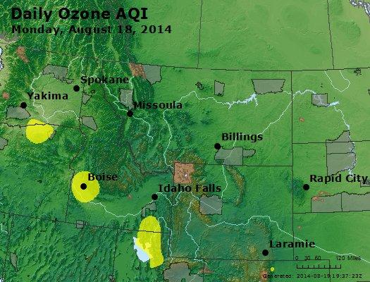 Peak Ozone (8-hour) - http://files.airnowtech.org/airnow/2014/20140818/peak_o3_mt_id_wy.jpg