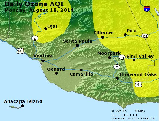 Peak Ozone (8-hour) - http://files.airnowtech.org/airnow/2014/20140818/peak_o3_ventura.jpg