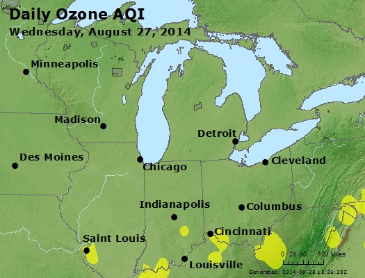 Peak Ozone (8-hour) - http://files.airnowtech.org/airnow/2014/20140827/peak_o3_mi_in_oh.jpg