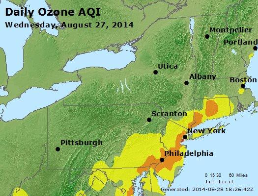 Peak Ozone (8-hour) - http://files.airnowtech.org/airnow/2014/20140827/peak_o3_ny_pa_nj.jpg
