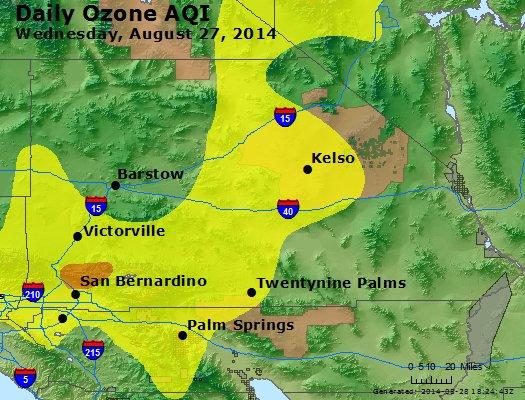 Peak Ozone (8-hour) - http://files.airnowtech.org/airnow/2014/20140827/peak_o3_sanbernardino_ca.jpg