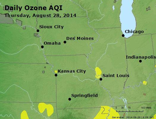 Peak Ozone (8-hour) - http://files.airnowtech.org/airnow/2014/20140828/peak_o3_ia_il_mo.jpg