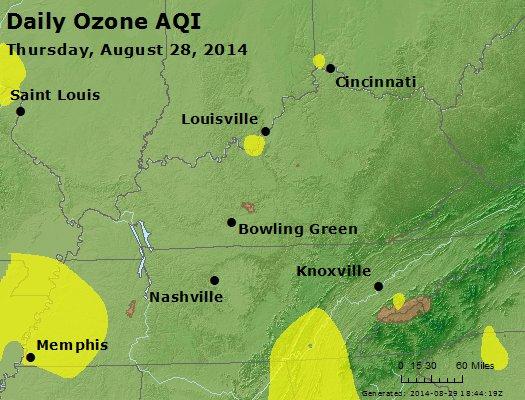 Peak Ozone (8-hour) - http://files.airnowtech.org/airnow/2014/20140828/peak_o3_ky_tn.jpg