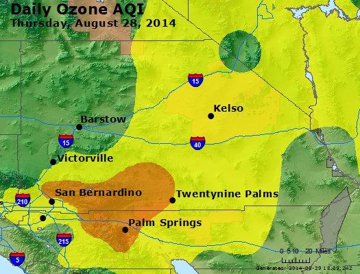 Peak Ozone (8-hour) - http://files.airnowtech.org/airnow/2014/20140828/peak_o3_sanbernardino_ca.jpg