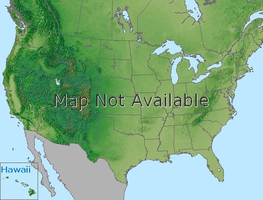 Current National AQI Map