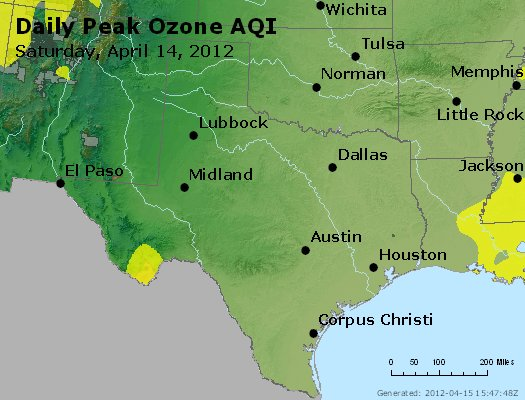Peak Ozone (8-hour) - https://files.airnowtech.org/airnow/2012/20120414/peak_o3_tx_ok.jpg