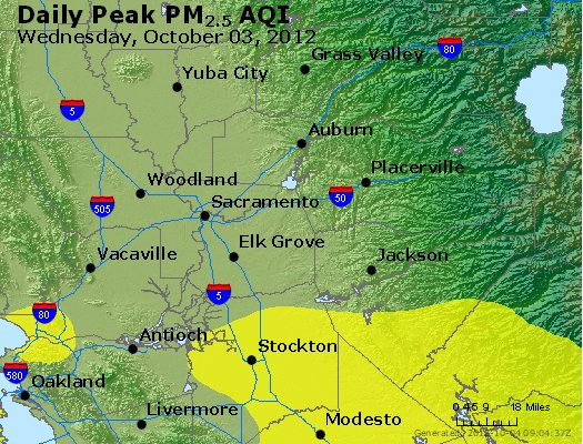 Peak Particles PM<sub>2.5</sub> (24-hour) - https://files.airnowtech.org/airnow/2012/20121003/peak_pm25_sacramento_ca.jpg