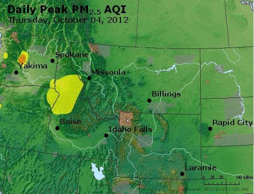 Peak Particles PM2.5 (24-hour) - https://files.airnowtech.org/airnow/2012/20121004/peak_pm25_mt_id_wy.jpg