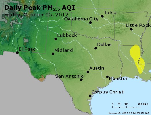 Peak Particles PM2.5 (24-hour) - https://files.airnowtech.org/airnow/2012/20121005/peak_pm25_tx_ok.jpg