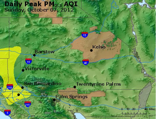 Peak Particles PM<sub>2.5</sub> (24-hour) - https://files.airnowtech.org/airnow/2012/20121007/peak_pm25_sanbernardino_ca.jpg