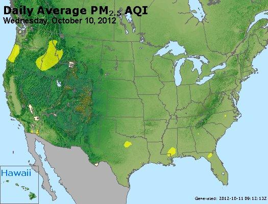 Peak Particles PM<sub>2.5</sub> (24-hour) - https://files.airnowtech.org/airnow/2012/20121010/peak_pm25_usa.jpg