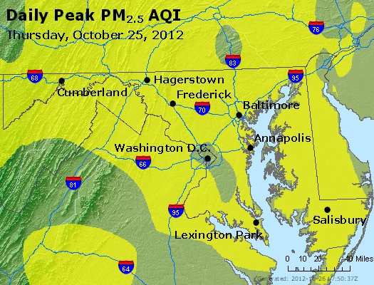 Peak Particles PM2.5 (24-hour) - https://files.airnowtech.org/airnow/2012/20121025/peak_pm25_maryland.jpg