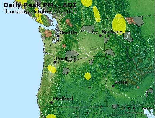 Peak Particles PM2.5 (24-hour) - https://files.airnowtech.org/airnow/2012/20121025/peak_pm25_wa_or.jpg